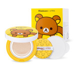 APIEU Air Fit Apieu Cushion XP Set SPF50+ PA+++ 14g*2 (Rilakkuma Edition)