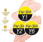LALAVESI Akma Cushion FW-304 (Refill) + puff