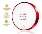 LALAVESI Akma Cushion (ORIGINAL RED) + puff