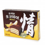 [F] ORION Choco Pie - Banana 18packs (630g)