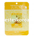 MJ CARE Essence Mask [Gold]
