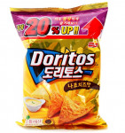 [F] LOTTE Doritos - Nacho Cheese Flavor 186g