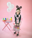 ShuShu Fancygirl Cosmetic Bag set