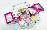 ShuShu Fancygirl Cosmetic Bag set