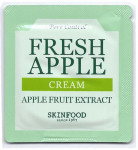 [S] Skinfood Fresh Apple Cream -Pore Control- 1ml*10ea