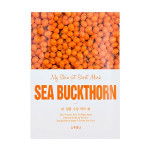 APIEU My Skin - Fit Sheet Mask - Sea Buckthorn 25g