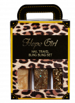 ★Temporarily out of stock// HOPEGIRL Nail Travel Bling Bling Set [4g*3ea]  (Option 04.Gold Shine) //Temporarily out of stock★