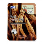 3W CLINIC Fresh mask sheet [Red Ginseng] X10sheet