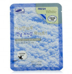 3W CLINIC Fresh mask sheet [White] X10sheet
