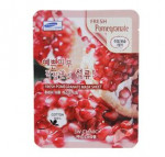 3W CLINIC Fresh mask sheet [Pomegranate] X10sheet