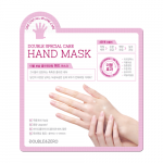 [SALE] DOUBLE & ZERO Double Moisture Collagen Coating Hand Mask 10ea
