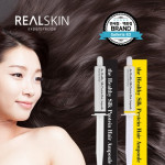 REAL BEAUTY More Healthy Silk Protein Hair Ampoule 25ml