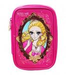 KISSME Hot pink pouch