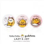 HOLIKAHOLIKA LAZY&JOY Photo Ready Cushion BB Case (Gudetama Edition)