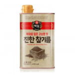 [F] CJ BEKSUL Premium Sesame Oil 500ml