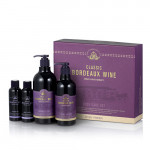 WELCOS Body Phren Classic Bordeaux Wine Body Care Set