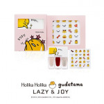 HOLIKAHOLIKA LAZY & JOY Party Up Nail Kit (Gudetama Edition)