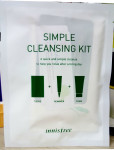 [S] Innisfree Simple Cleansing Kit