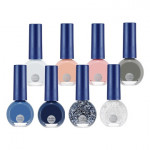 HOLIKAHOLIKA Basic Nails Moody Denim Nail Collection 10ml