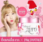 BANILA CO Clean It Zero 100ml (pink panther limited edition)