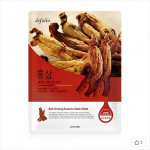ESFOLIO Red Ginseng Essence Mask 10ea