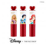 THE FACE SHOP Moisture Touch Lipstick 3.4g (Disney Princess Edition)