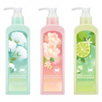 NATURE REPUBLIC Love Me Bubble Bath & Shower Gel 400ml*2ea