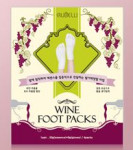 RUBELLI Wine foot packs 59g x 4pack