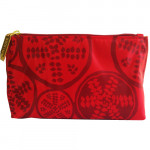 [L] ESTEE LAUDER	Resilience Red Pouch