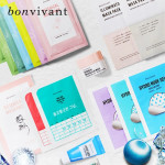 [W] BONVIVANT 1Day 1Pack Mask Box 3rd