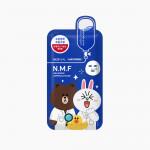 MEDIHEAL Line Friends N.M.F Aquaring Ampoule Mask 1box (10pcs)