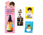 [W] THINK NATURE Natural Care Shampoo & Conditioner (Wanna_one Kang Daniel Photo Sticker Gift)