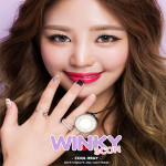 [OLens] Winky 3 Con Cool Gray