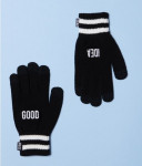 [W] W CONCEPT Piecemaker Good Idea Smart Gloves (Black)