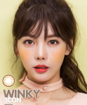 [OLens] Winky 3con Brown
