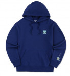 [W] SPAO Poketmon Face Hood Full Over (Squirtle) #Dark Blue