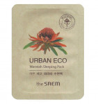[S] THE SAEM Urban Eco Waratah Sleeping Pack 2ml*10ea