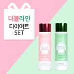 MINU Minu Pink Line + Green Line SET 60ea+60ea