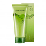 NATURE REPUBLIC Jeju Sparkling Foam Cleanser/Mud Foam Cleanser 150ml