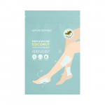 NATURE REPUBLIC Foot & Nature Coconut Cooling Foot & Leg Patch 4ea