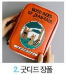 [W] MEMEBOX Pouch _#Good Deed Jean-Paul