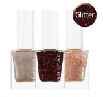 NATURE REPUBLIC Color&Nature Nail Color_Glitter 8ml (#50-#64)