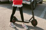 [W] MINSSHOP  Skirt Leggings