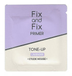 [S] ETUDE HOUSE Fix And Fix Tone Up Primer SPF33 PA++ 1ml*10ea
