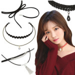 [WANNABE STONEs] Chocker Necklace C Series