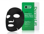 [W] DERMA LIFT Freshderm Black Sebum Control Mask