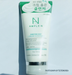 [SALE] AMPLE:N Purifying Shot  Cream Cleanser 150ml