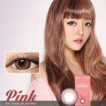 [LensMe] Louis Shine Bagle Syndrome Pink