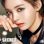 [OLens] Secret 3 Color Gray