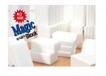 Magic Block The Melamine Foam 100pcs